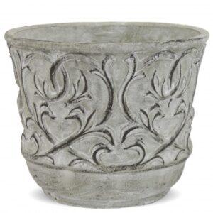 ceramiczna osłonka na doniczki