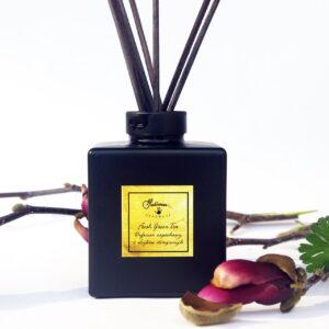 patyczki zapachowe zielona herbata
